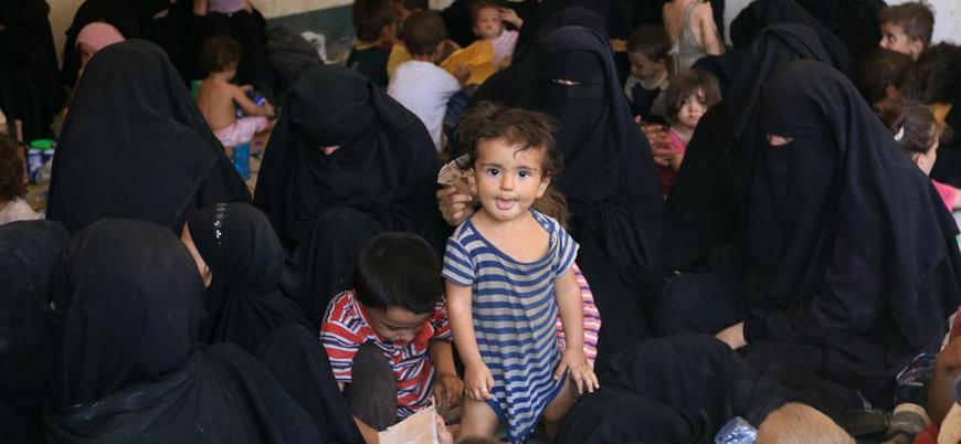 Irak'ta IŞİD bahanesiyle kamplarda tutulan kadınlara sistematik cinsel istismar