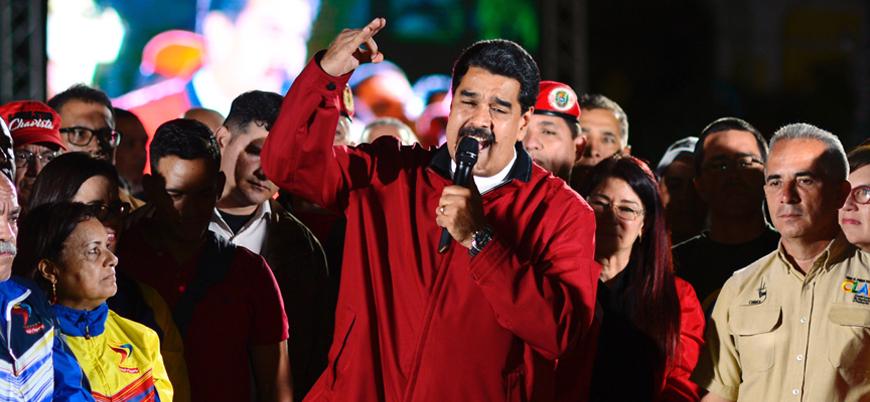 Pompeo: Venezuela kararını bir gece almadık