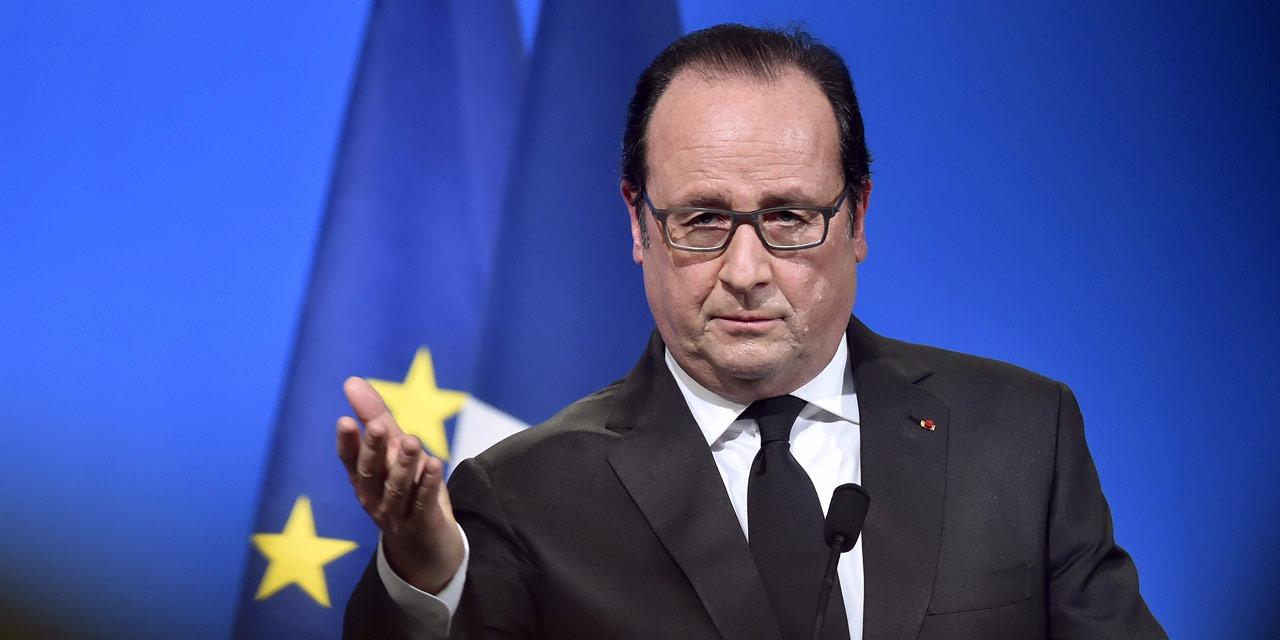 Fransa Cumhurbaşkanı'ndan Trump'a tepki