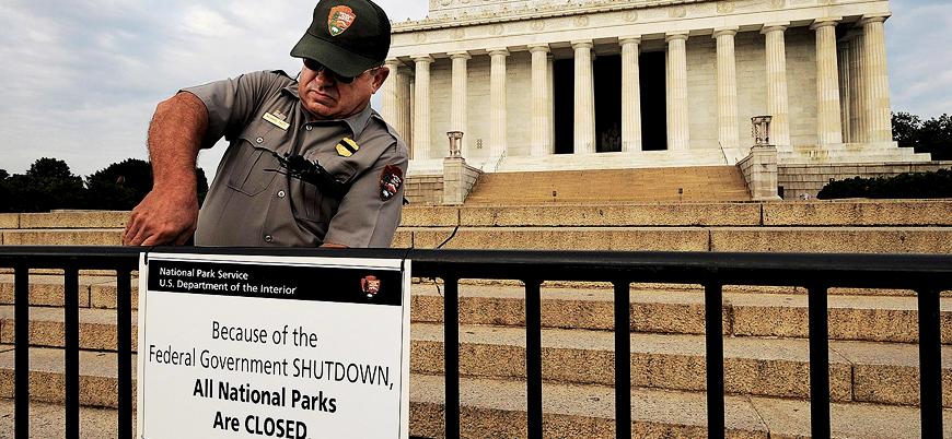 35 gündür devam eden kriz bitti: ABD'de hükümet yeniden açıldı