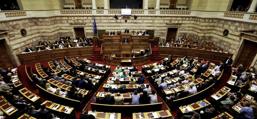 Yunan Parlamentosu onayı verdi: Makedonya'nın ismi değişti