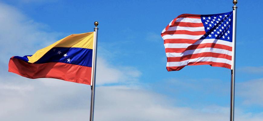 Venezuela'daki ABD'li diplomatlar ülkelerine döndü