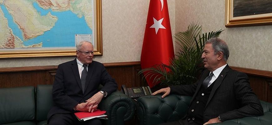 Ankara'dan James Jeffrey'e 'Münbiç' mesajı