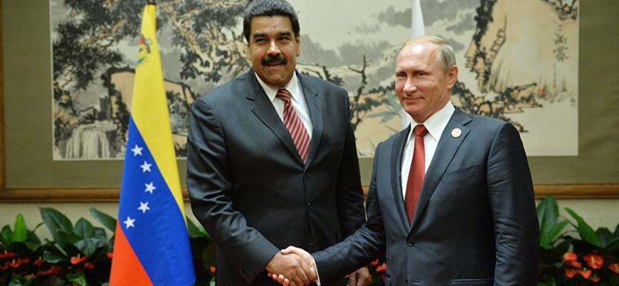 Rusya'dan Venezuela'da büyük ortak proje açıklaması