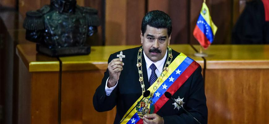 """""""Rus paralı askerler Maduro'yu korumak için Venezuela'da"""""""
