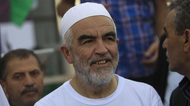 Raid Salah serbest bırakıldı