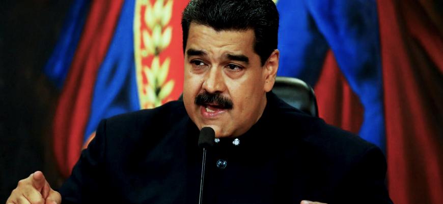 Maduro'dan Avrupa Birliği'ne: Kimse bize ültimatom veremez