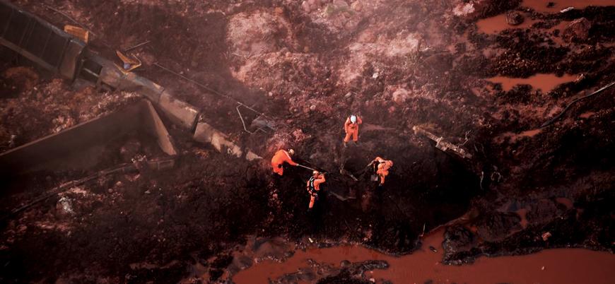 Brezilya'da baraj felaketinin bilançosu artıyor: 58 ölü, 300 kayıp