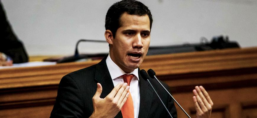 Guaido yeniden protestoya çağırdı