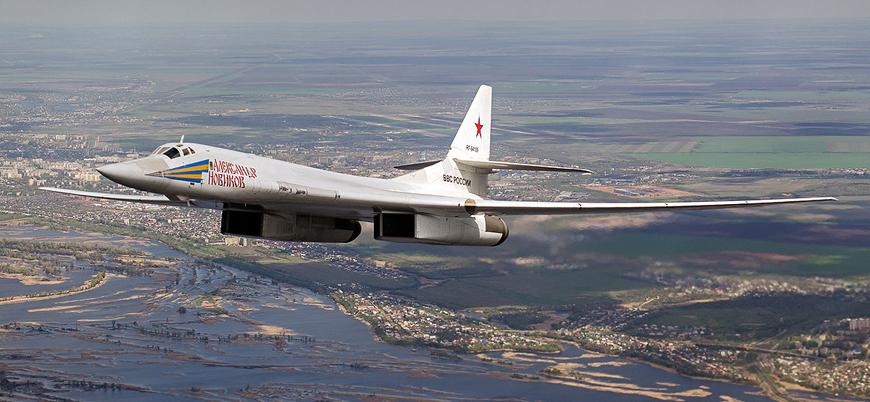 Rus bombardıman uçağı ABD'yi tedirgin etti