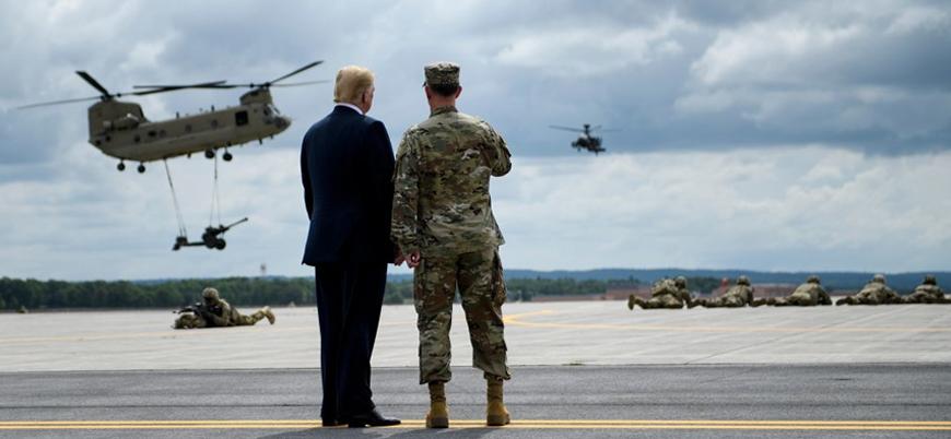 ABD'li senatör: Trump Venezuela'da askeri güç kullanmayı düşünüyor