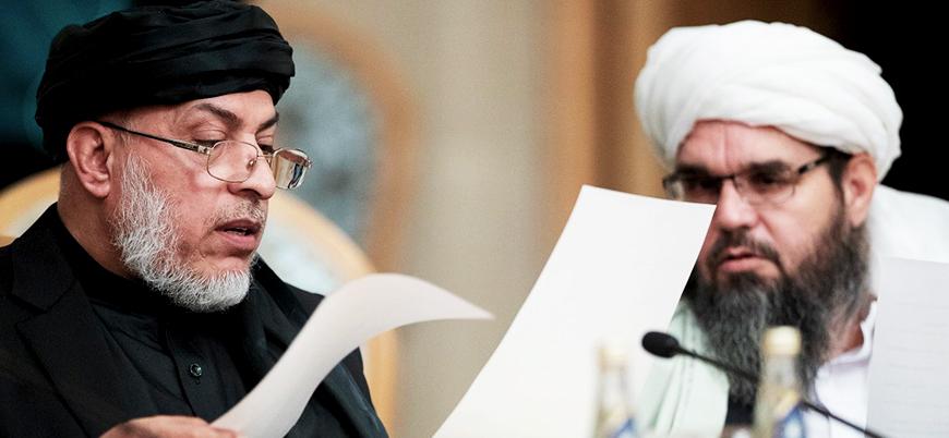 'Afganistan'da ateşkes ilan edilecek, barış görüşmeleri yapılacak'