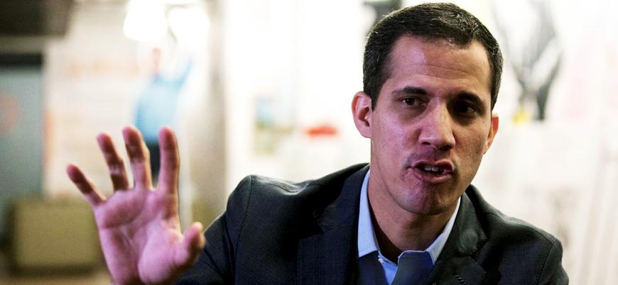 Guaido yurt dışı seyahatleri nedeniyle 15 yıl kamu görevinden men edildi