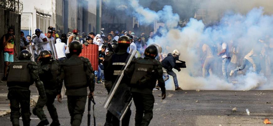 BM'den Venezuela raporu: 7 günde 40 kişi öldü