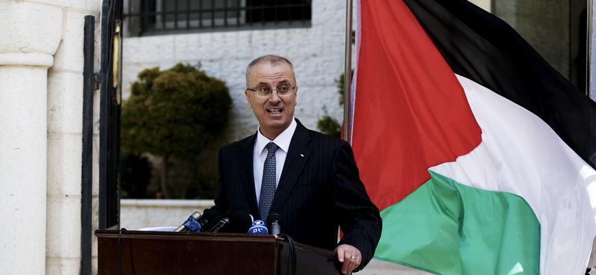 Filistin'de hükümet istifa etti: Yeni hükümette Hamas'a yer yok