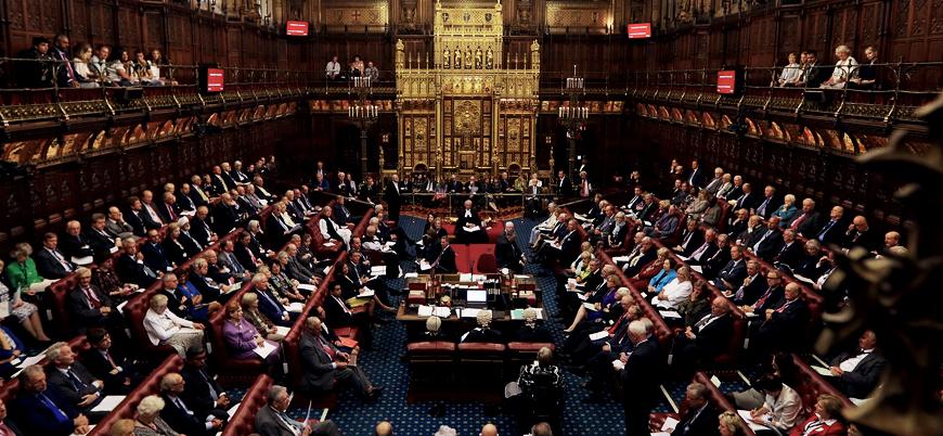 İngiltere parlamentosundan May'e ikinci ret