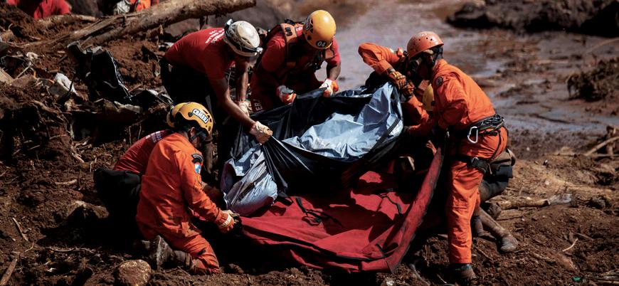Brezilya'da felaketin bilançosu artıyor: 99 ölü 276 kayıp