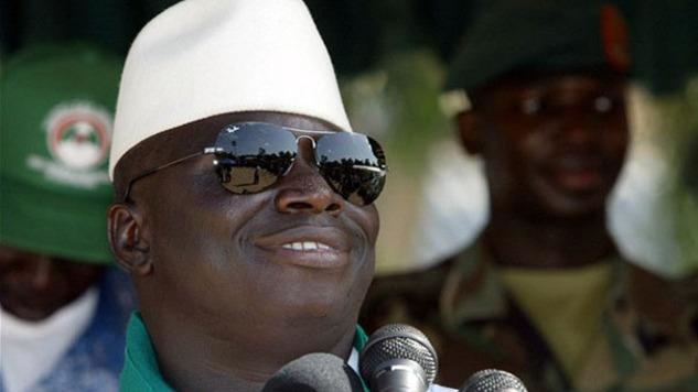 Gambiya'ya askeri müdahale hazırlığı