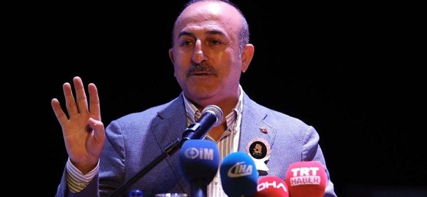 Çavuşoğlu: Batılı ülkeler HTŞ'ye yardım ediyor