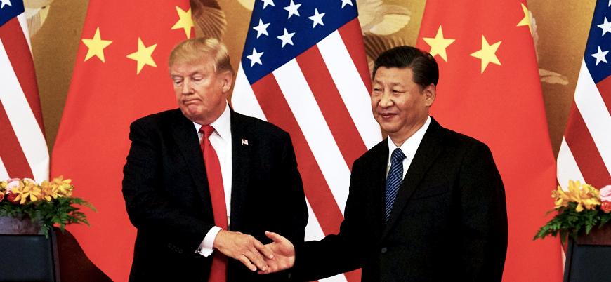Trump'tan 'ticaret savaşı' açıklaması: Şi ile görüşmeden anlaşma olmayacak
