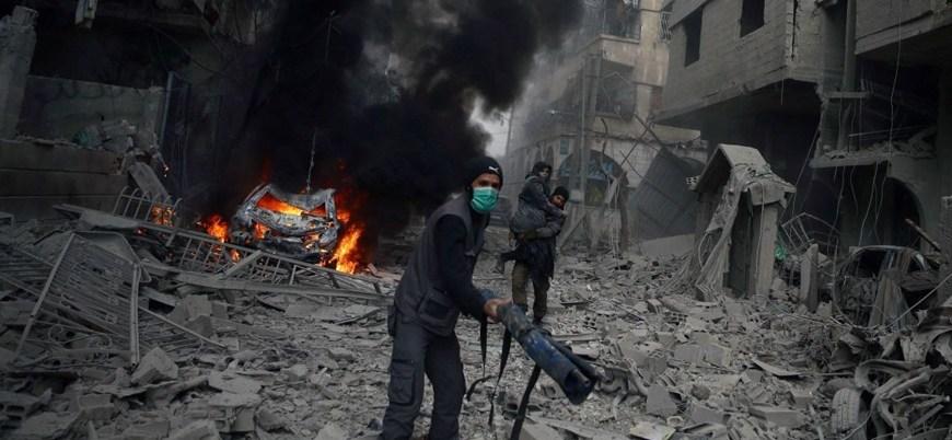 ABD 2014'ten beri Suriye'de 7 binden fazla sivil öldürdü