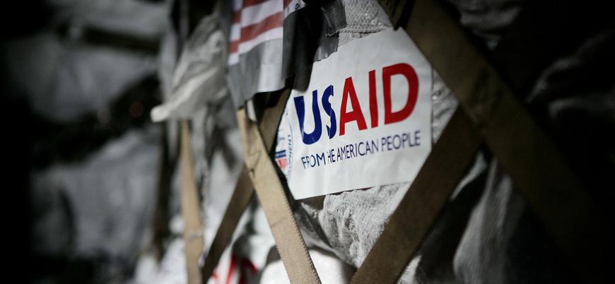 ABD Uluslararası Kalkınma Ajansı Filistin'e yönelik yardımlarını kesti
