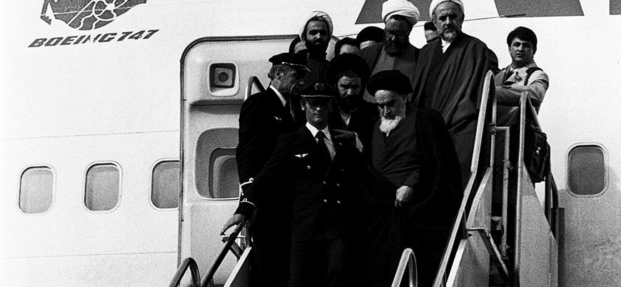 Humeyni'nin İran'a dönüşünün 40. yılı: O uçaktan inenlere ne oldu?