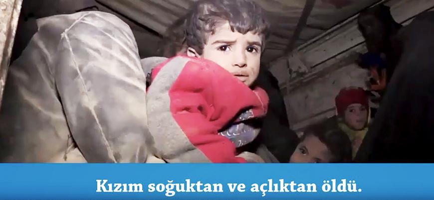 'Kızım açlık ve soğuktan öldü': Suriyeli sivillerin IŞİD bölgesinden kaçışı sürüyor