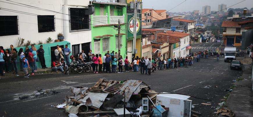 BM'den Venezuela yaptırımlarına ilişkin uyarı: Açlığa neden olur