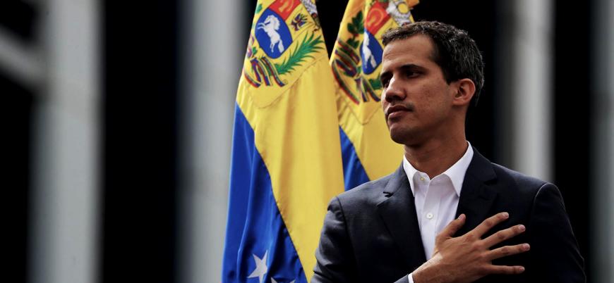 Venezuela'da ordu saf değiştiriyor: Üst düzey general Guaido'yu tanıdı