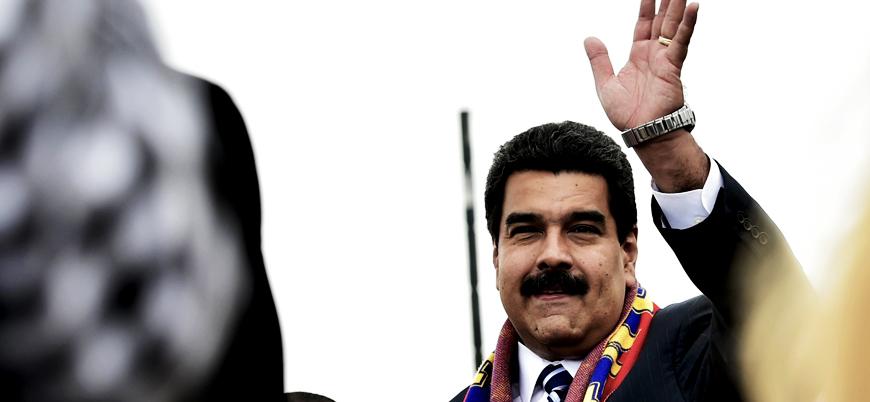 Maduro'dan 'erken seçim' çağrısı