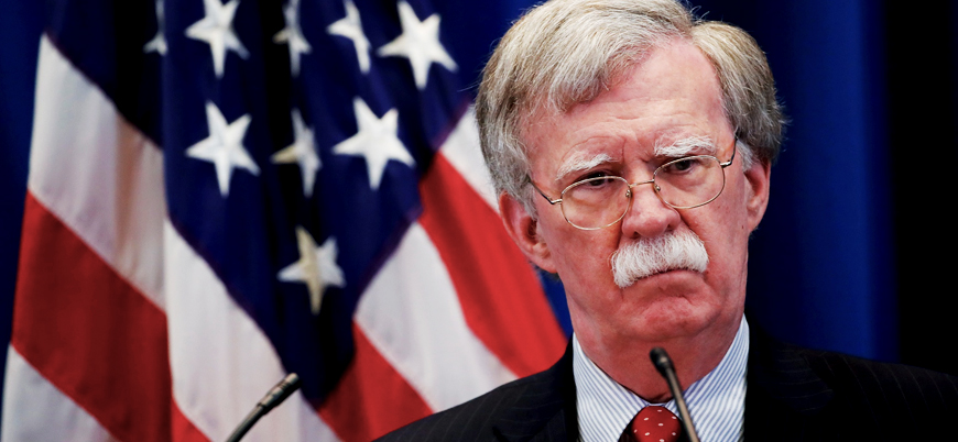 Trump Ulusal Güvenlik Danışmanı Bolton'ı kovdu