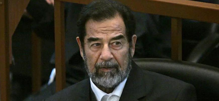 Irak'tan 'Saddam'ı övene ceza' iddialarına yanıt