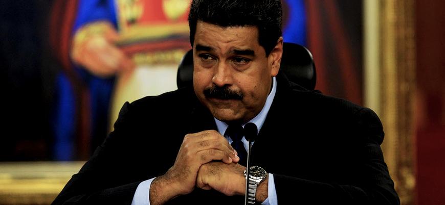 Maduro'dan 'iç savaş' uyarısı: İnsanlar savaşa hazırlanıyor