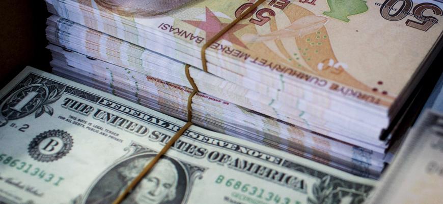 Dolar/TL kuru haftaya yukarı yönlü başladı