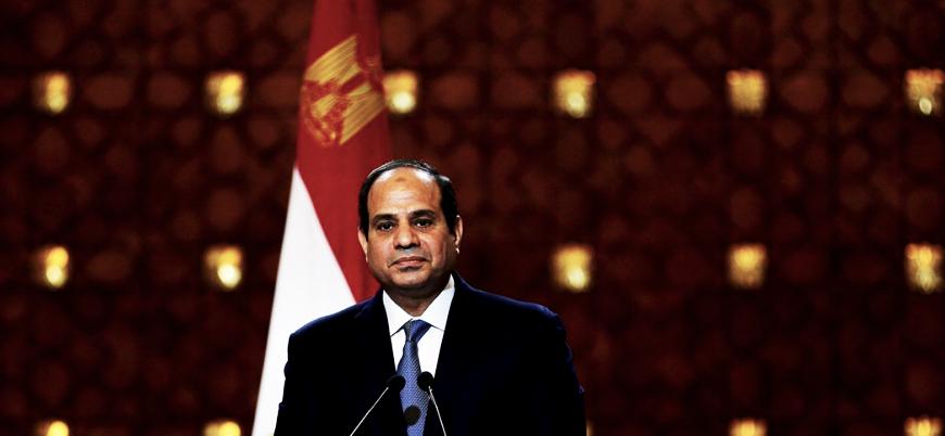 Sisi'nin görev süresini uzatacak olan önerge Mısır meclisinde