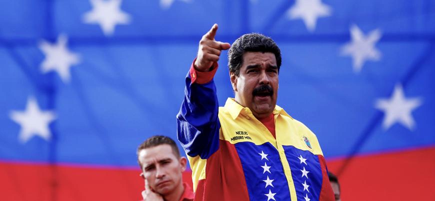 Maduro hükümetinden Avrupa'ya tepki: İlişkileri gözden geçireceğiz