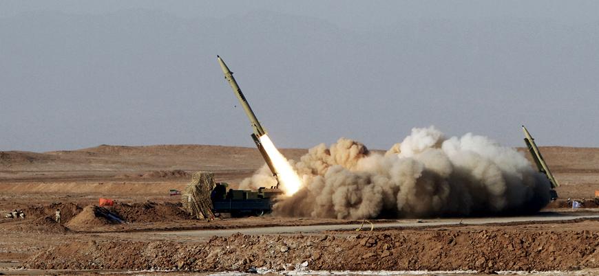 AB'den İran'a 'balistik füze' uyarısı