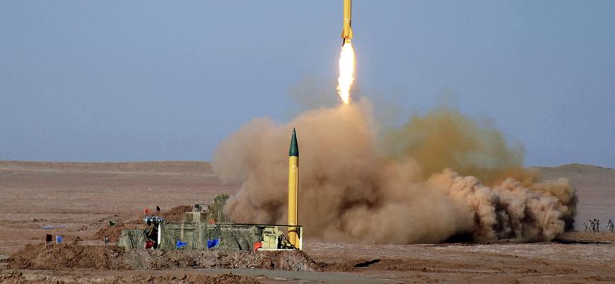 """İran'dan AB'ye 'balistik füze' yanıtı: """"Boş suçlamaları dillendirmek yapıcı değil"""""""