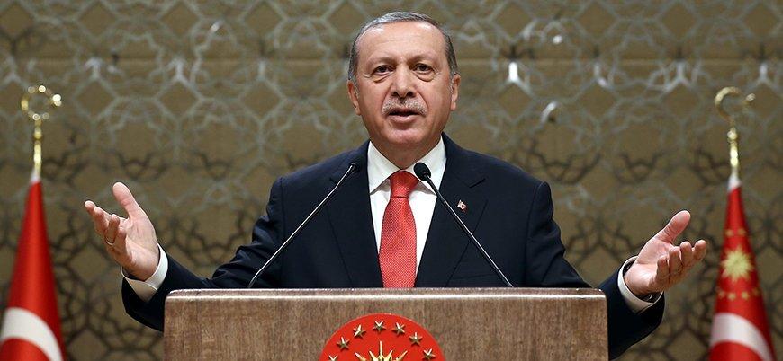 Erdoğan: Adaletin olmadığı devlet yıkılıp gitmeye mahkumdur