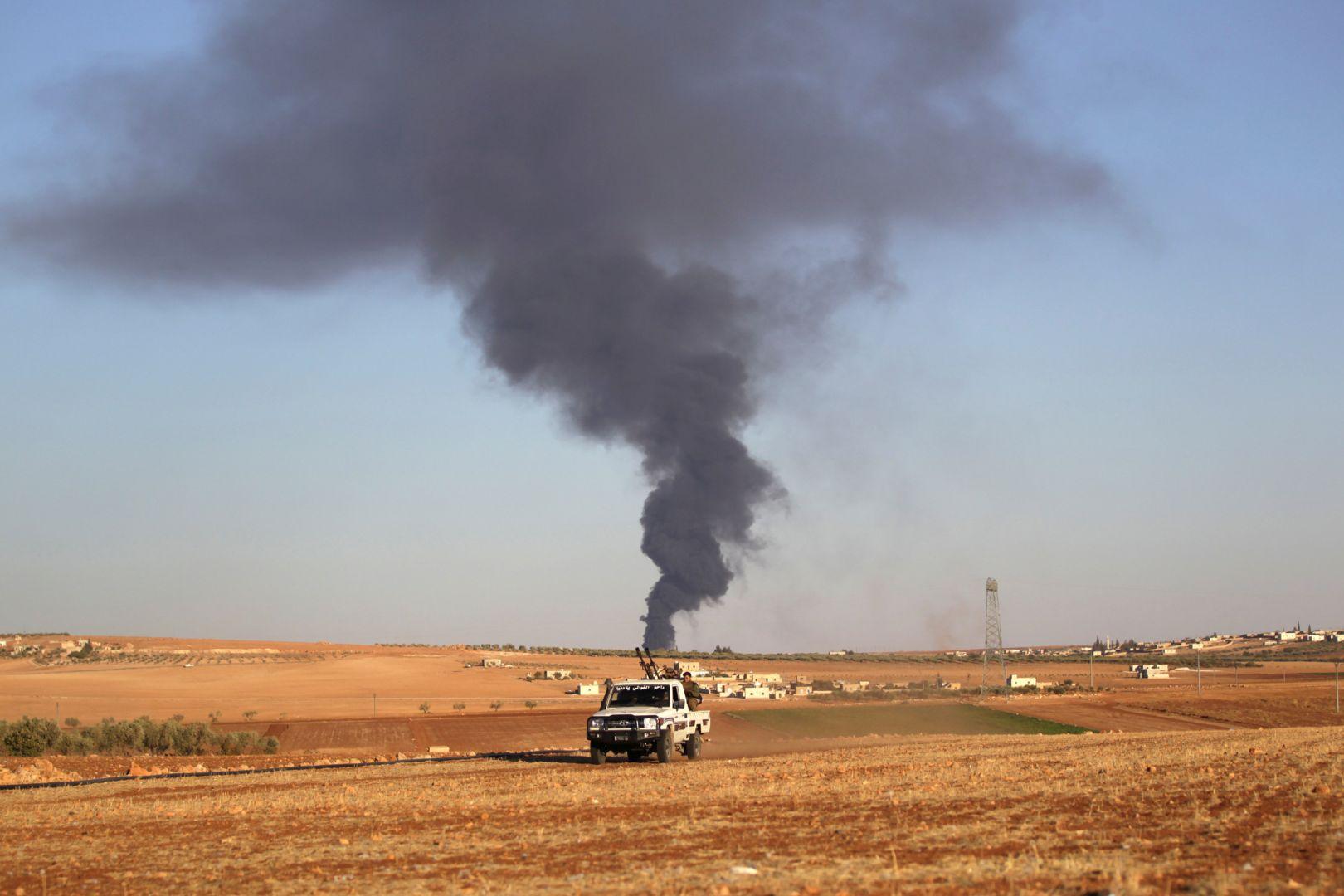 TSK: El Bab'da 5 asker şehit