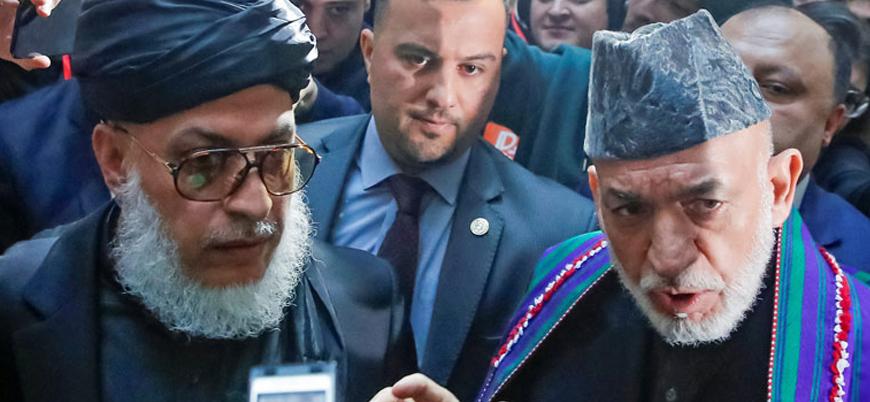 Moskova'da Taliban'ın da katıldığı 'Afganistan barış görüşmeleri' gerçekleştirildi