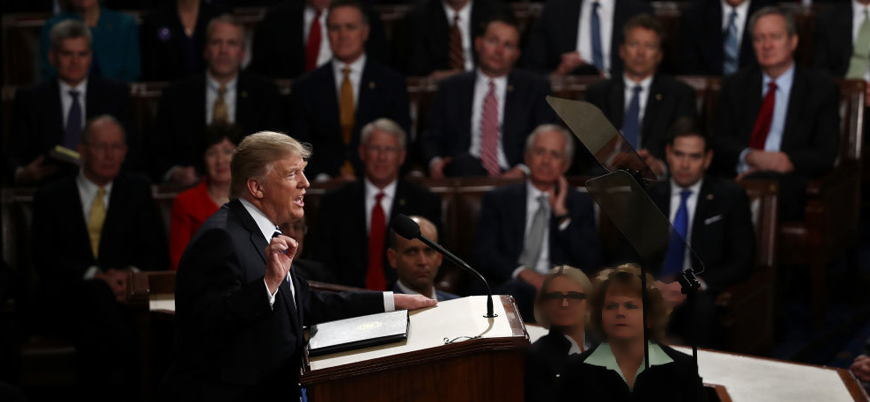 Trump: Büyük uluslar sonu gelmeyen savaşlar içinde olmazlar