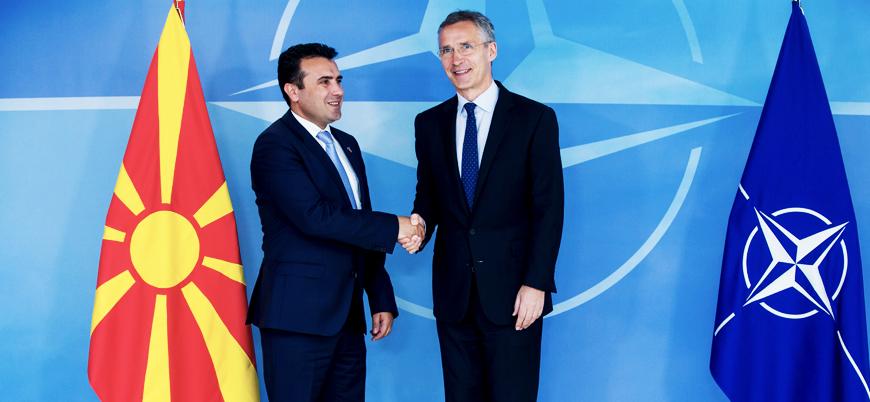 Makedonya'nın NATO üyeliğinin yolu açıldı