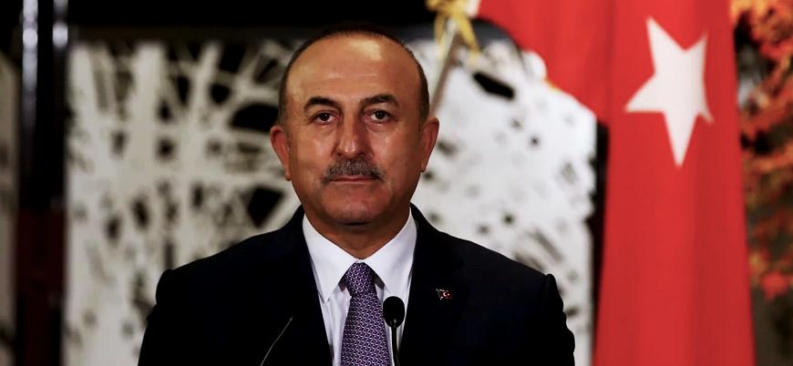 Çavuşoğlu: Türkiye yurtta sulh cihanda sulh kavramını benimsemiş bir devlettir