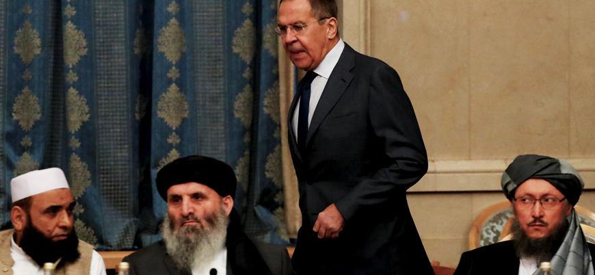 Rusya Afganistan'daki yeni hükümet törenine katılmayacak