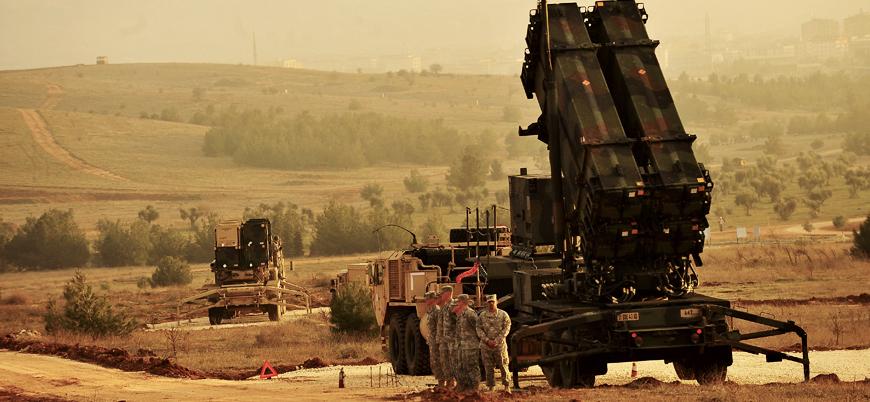 ABD: Türkiye S-400 alırsa Patriot süreci biter