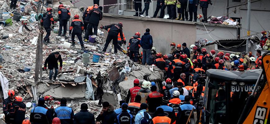 Kartal'da çöken binada ölü sayısı artıyor
