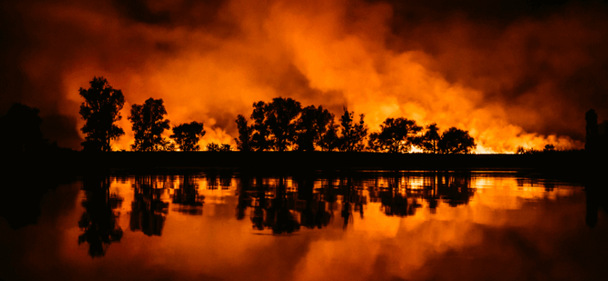 İklim değişikliği felaketlerini önlemek için son 12 yıl