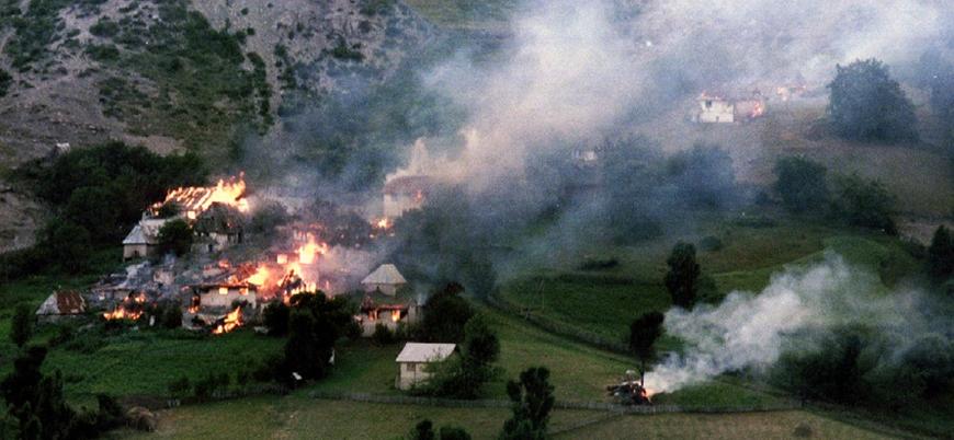 Bosnalı Sırplar Srebrenitsa soykırımını hafifletmeye çalışıyor